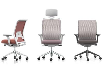 La silla de oficina ID MESH de Vitra destaca por su diseño, calidad y ergonomía