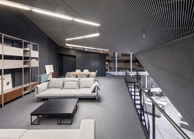 showroom estilo1 - El showroom de ESTILO, entre los 30 mejores proyectos de arquitectura de La Rioja