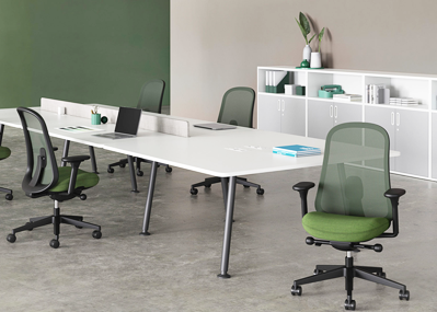 silla lino bg - La silla de trabajo Lino combina diseño y confort a un precio excepcional
