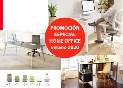 Promoción especial home office
