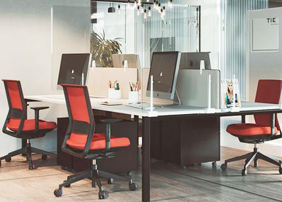 Oficinas y espacios de trabajo más seguros frente al COVID-19