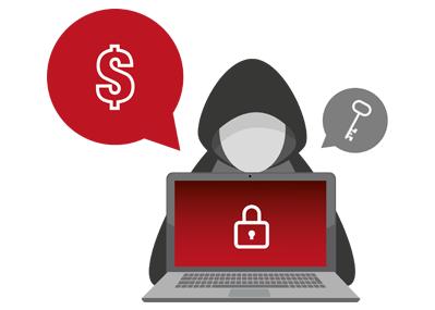 teletrabajo ransomware - home